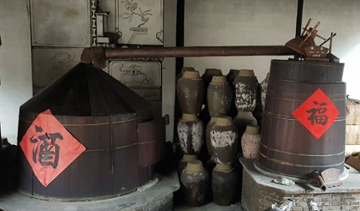 Old Brewing in China